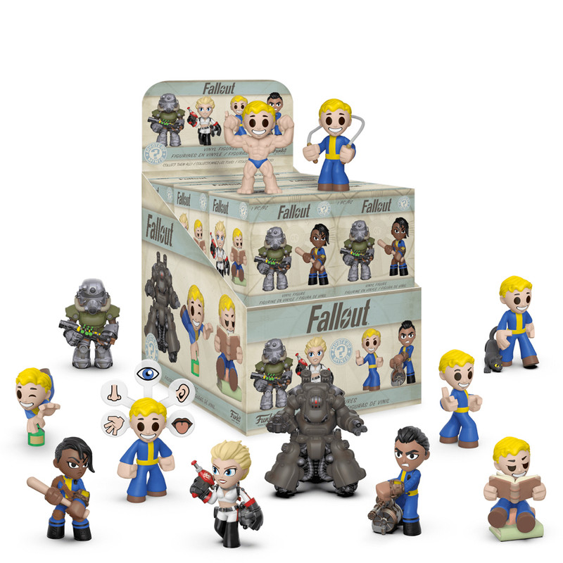 Fallout Mystery Mini Series 2 : Blind Box