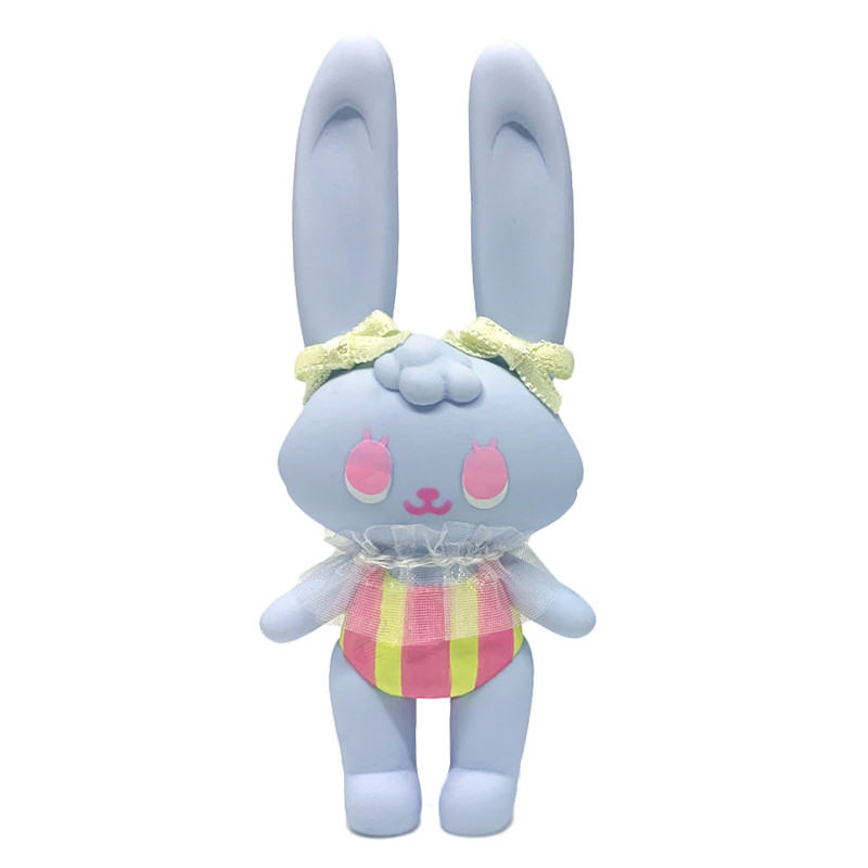 Pooltime Bunny : Stripes Blue