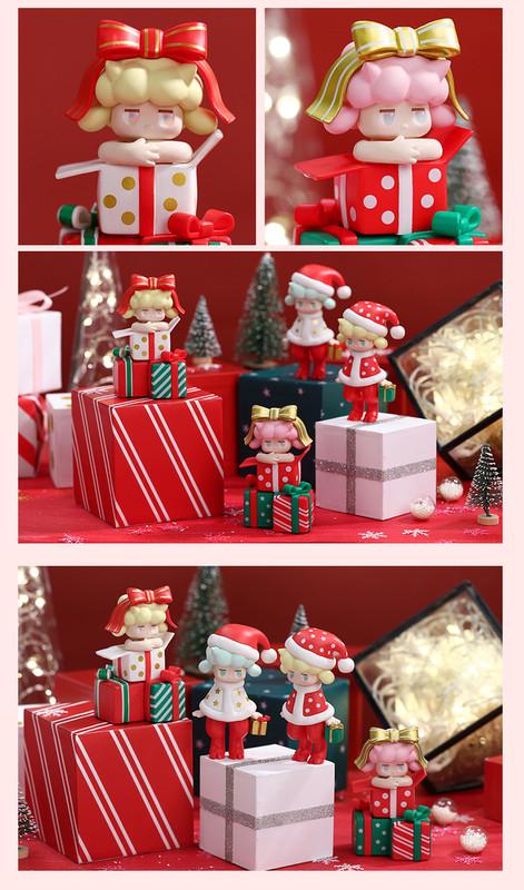 Satyr Rory Sweet Christmas Mini Series : Blind Box SHIPS LATE DEC 2018