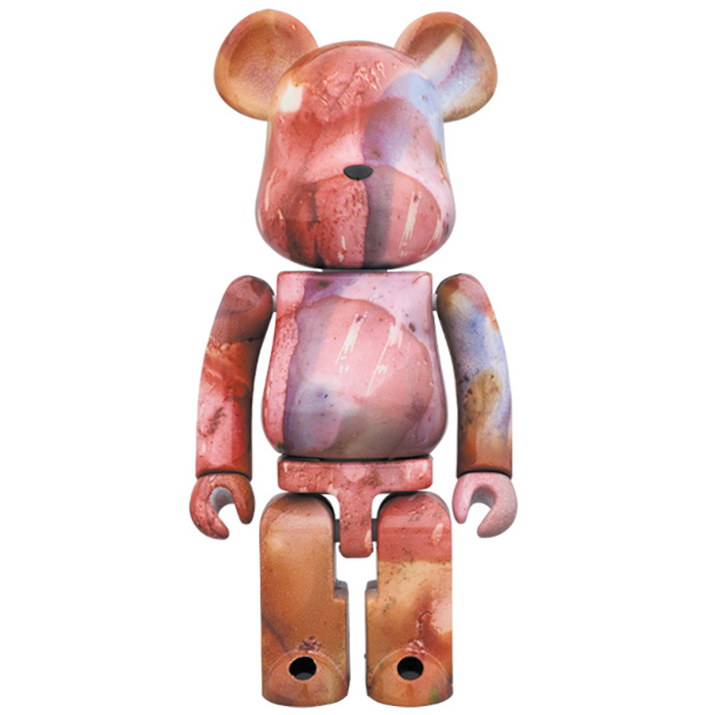 Super Alloy Be@rbrick 200% :  Pushead