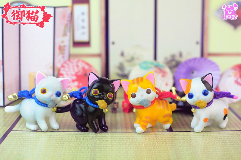 Ohonneko Mini Series : Blind Box