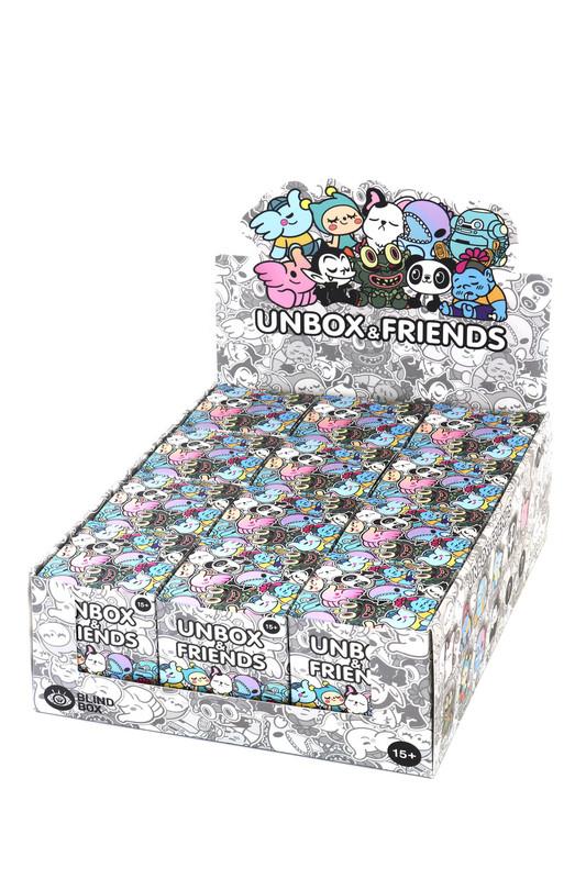 Unbox & Friends Mini Series : Blind Box