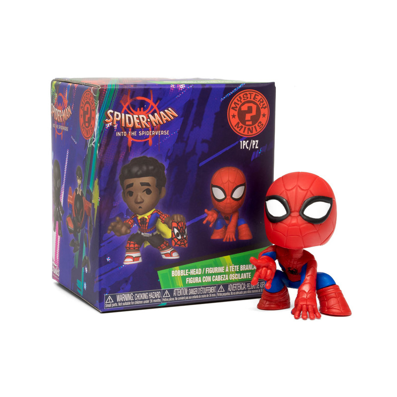 Spider-Man into the Spider-verse Mystery Mini Series : Blind Box
