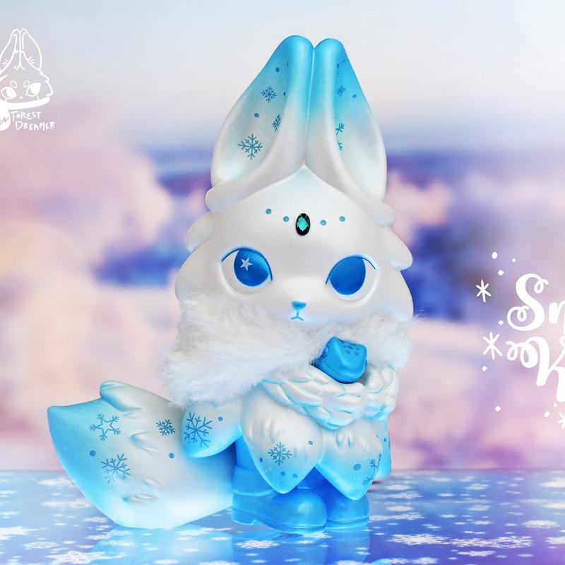 Kuri : Snow Chestnut