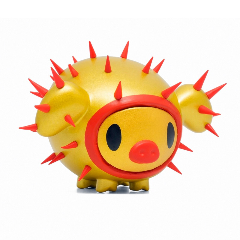 Year of the Pig 2019 Vinyl Figure