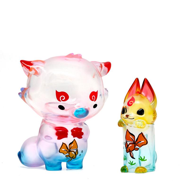 Foxes' Friends Set