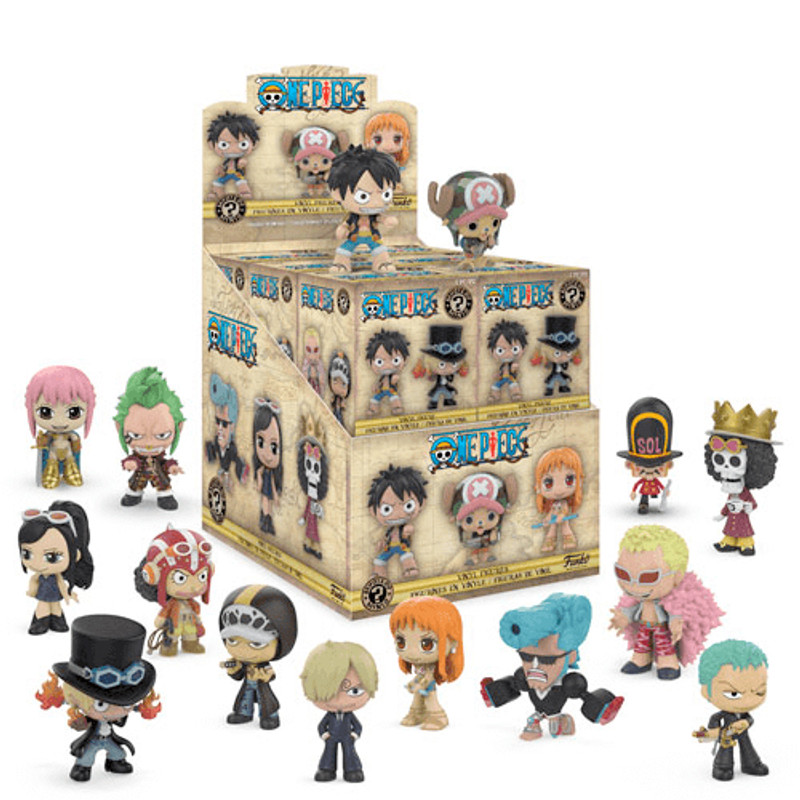 One Piece Mystery Mini Series : Blind Box
