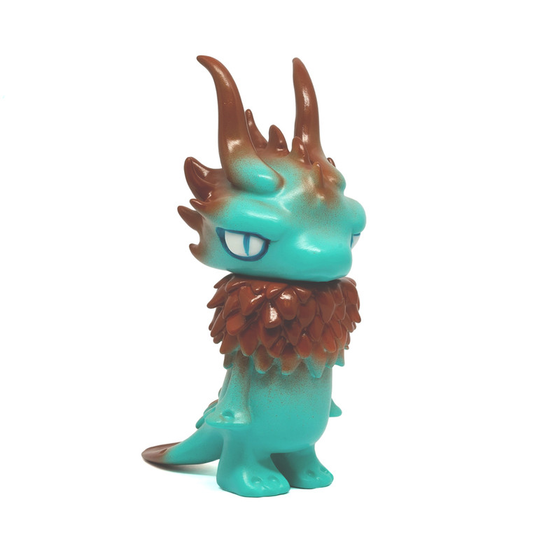Gekko Dragon : Blue