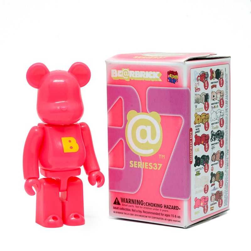 Be@rbrick Series 37 : Blind Box
