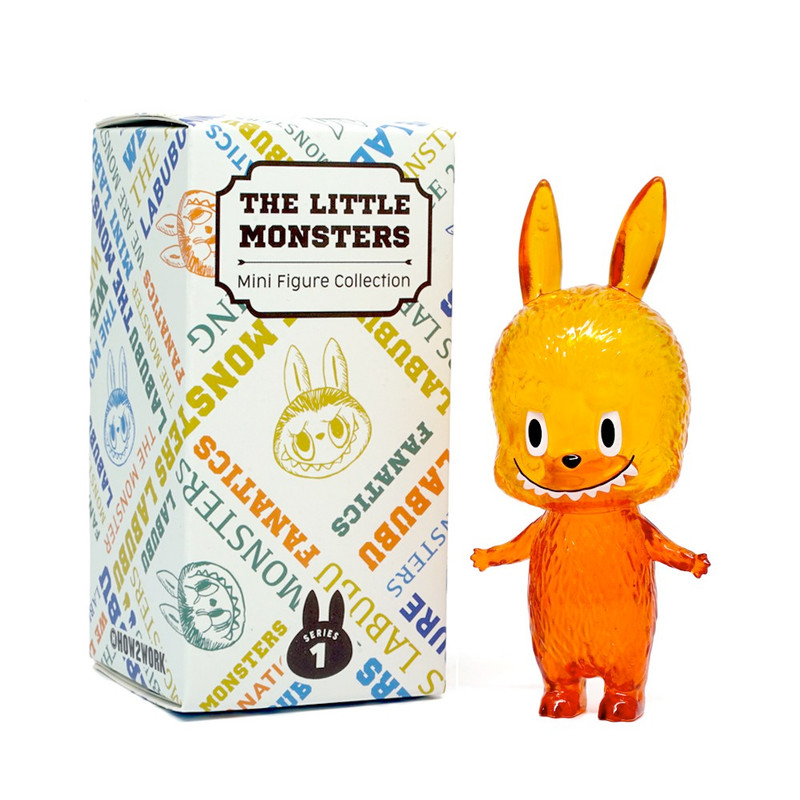 The Little Monsters Mini Series 1 Blind Box