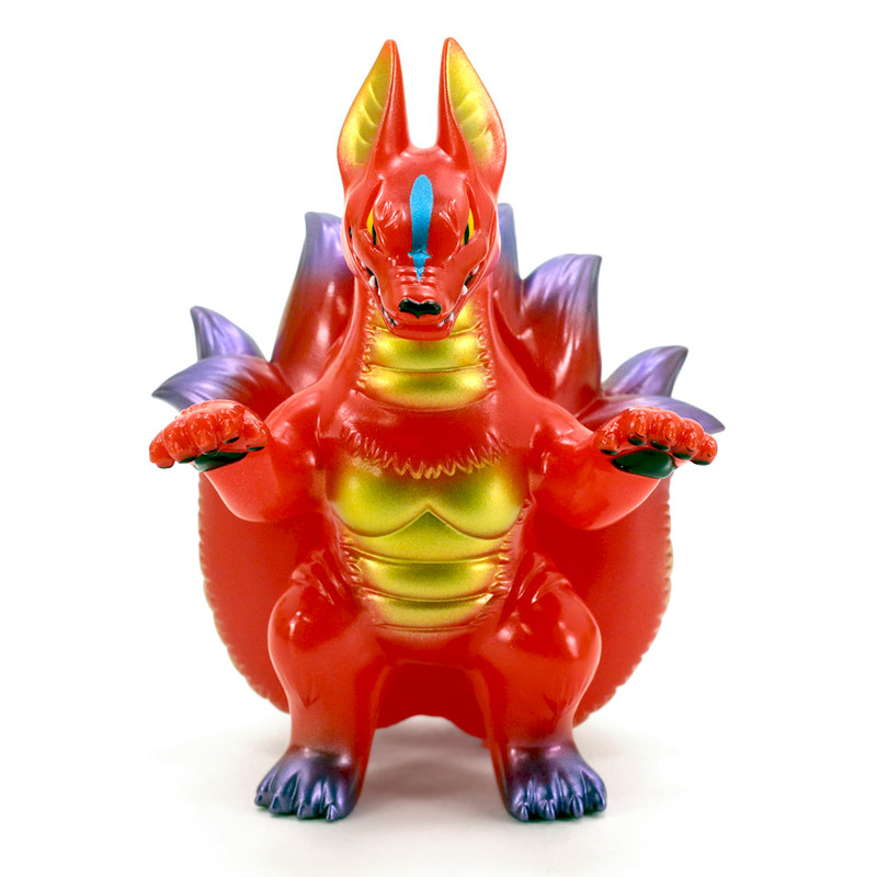 Kubiros : Red Fox