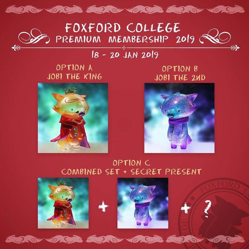 Foxford College Premium Membership 2019