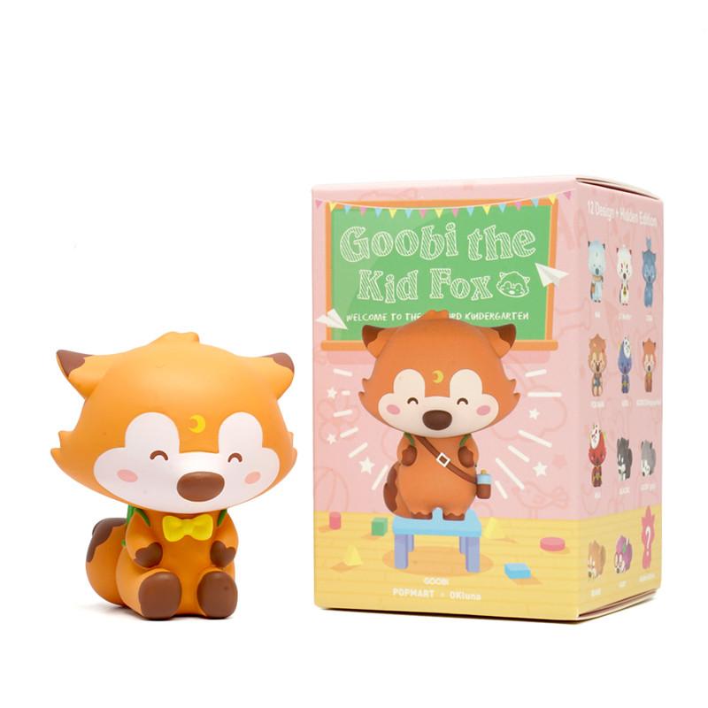 Goobi the Kid Fox Mini Series : Blind Box