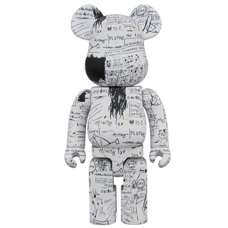 Be@rbrick 1000% : Jean-Michel Basquiat 3 PRE-ORDER SHIPS AUG 2019