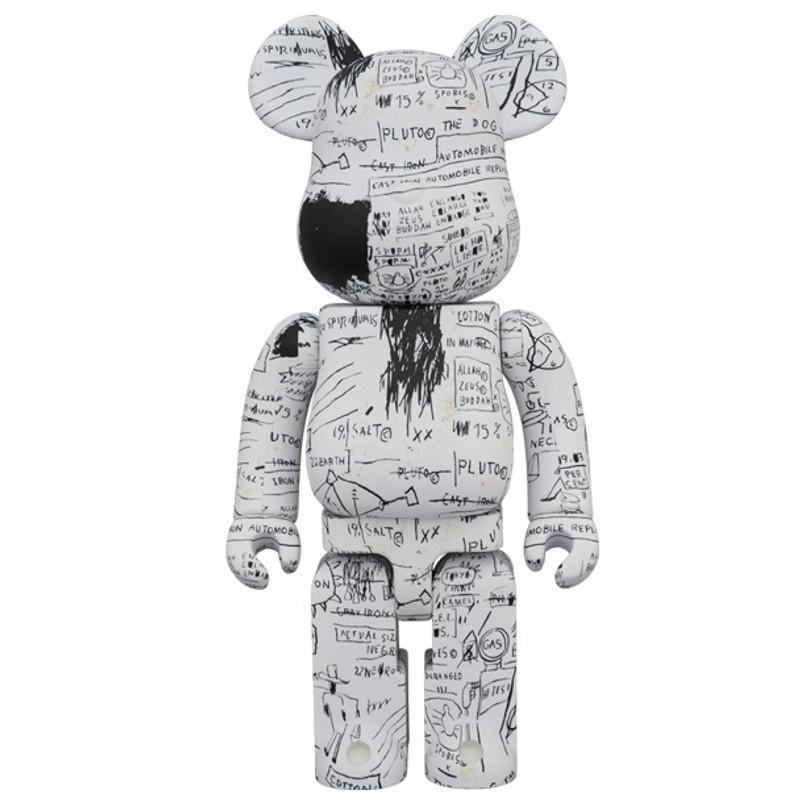 Be@rbrick 1000% : Jean-Michel Basquiat 3 PRE-ORDER SHIPS AUG 2019