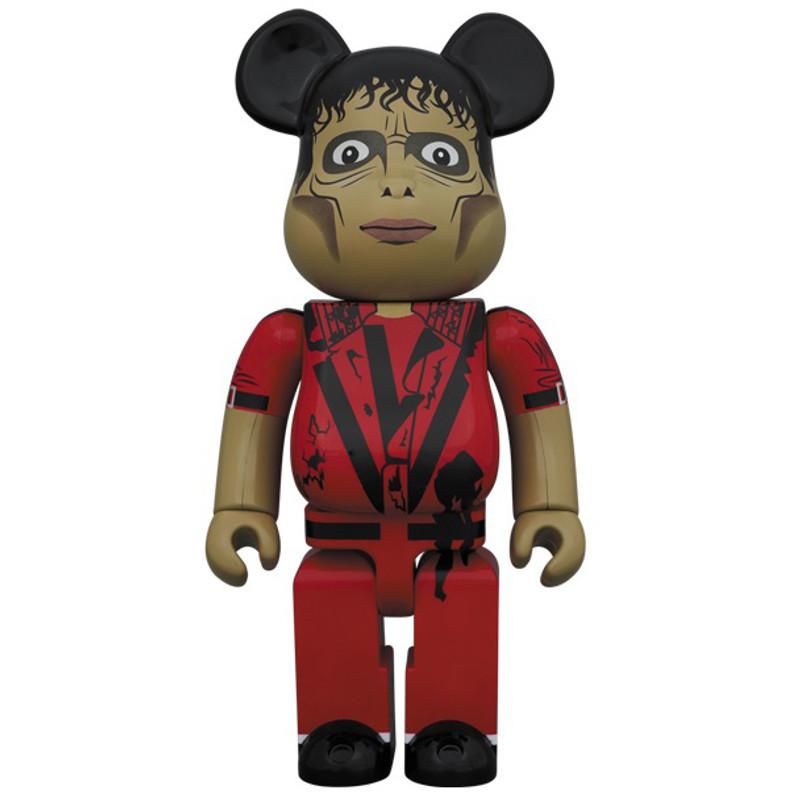 Be@rbrick 1000% : Michael Jackson Thriller Zombie PRE-ORDER SHIPS AUG 2019