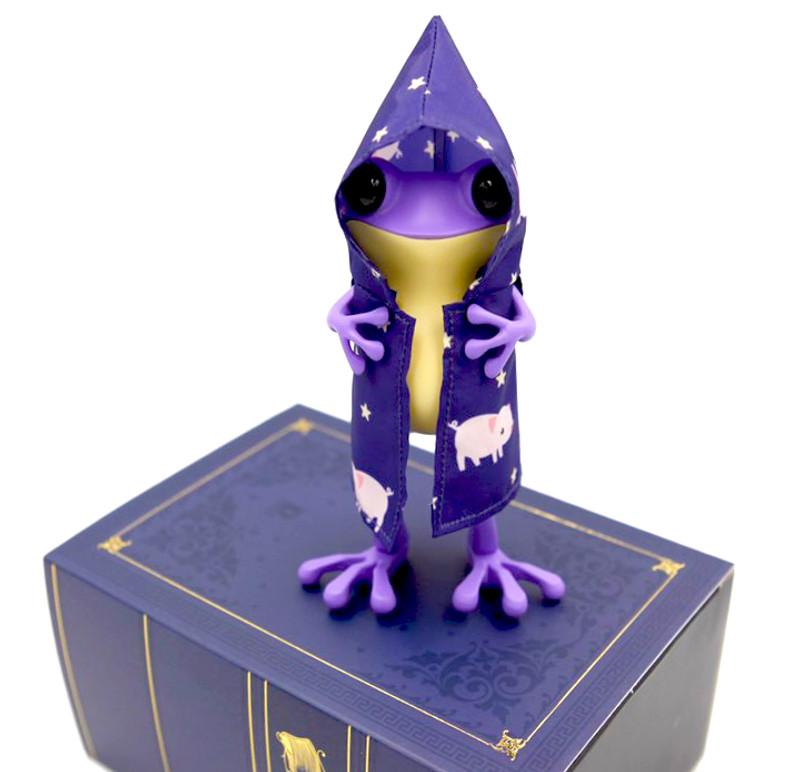 APO Frogs : Sorcerer's Apprentice