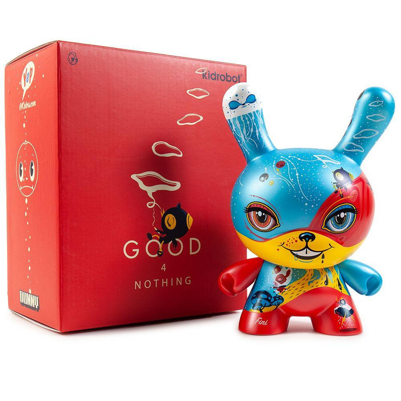 Dunny 8 inch : Good 4 Nothing