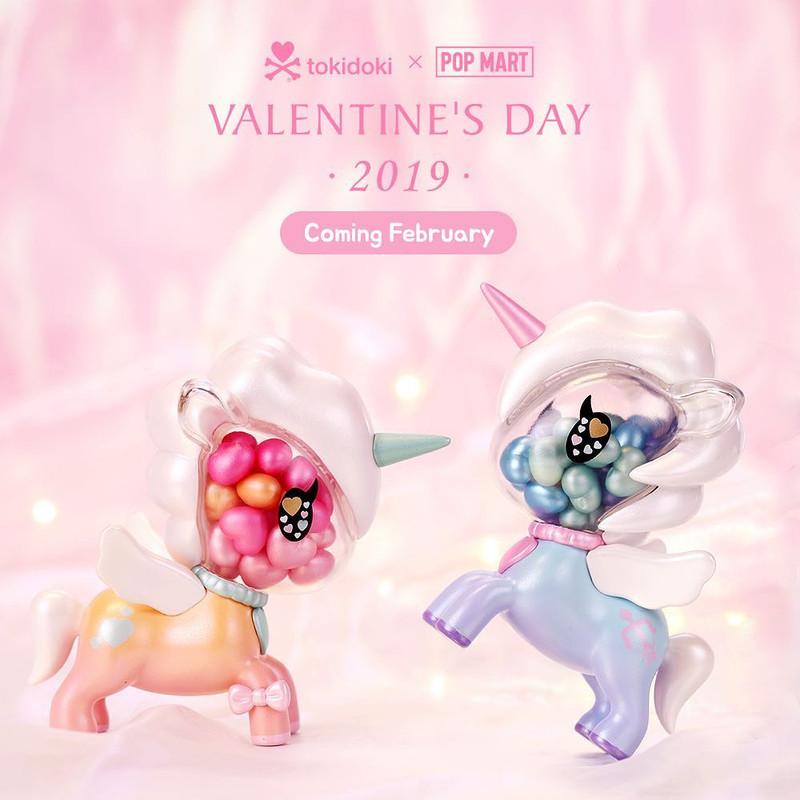 Unicorno Valentine's Day Set 2019 SHIPS FEB 5