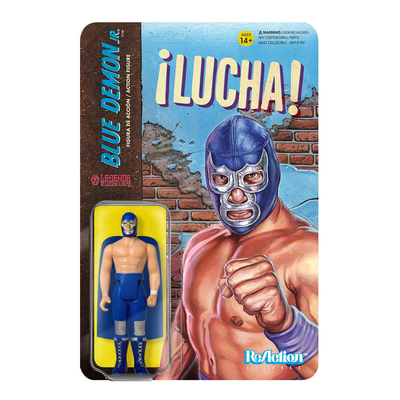 Legends of Lucha Libre ReAction Series : Blue Demon Jr.