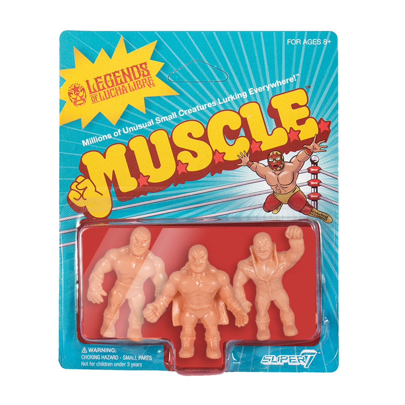 Legends of Lucha Libre MUSCLE : Pack B