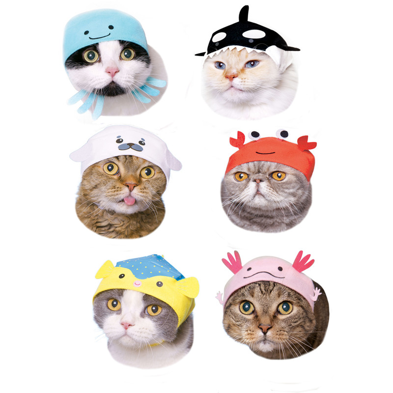 Cat Cap Aquarium 2 : Blind Box