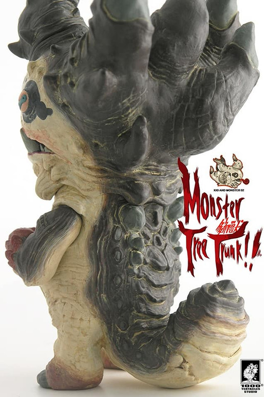Monster Tree Trunk : PRE-ORDER SHIPS Q2 2019