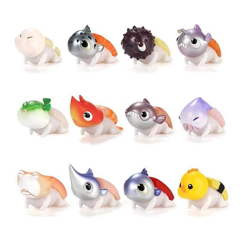 Baby Sushi Mini Series : Blind Box