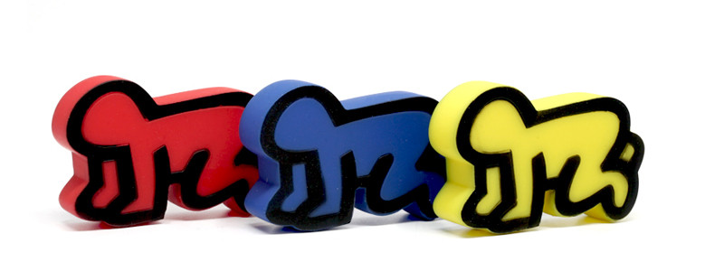 Mini VCD Keith Haring Series : Blind Box