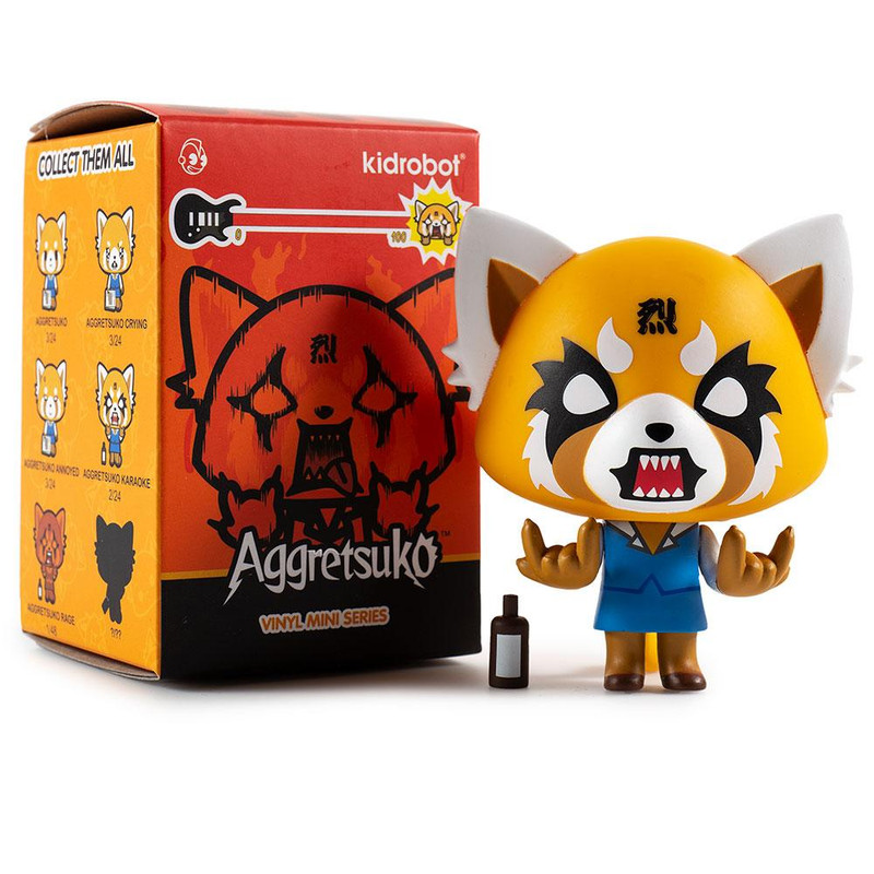 Aggretsuko Mini Series : Blind Box