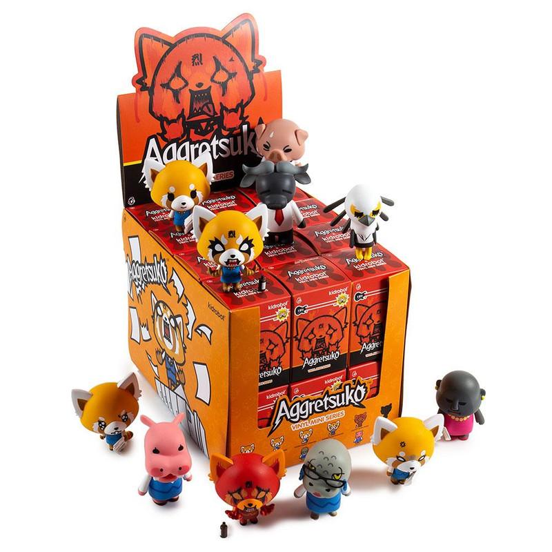 Aggretsuko Mini Series : Blind Box