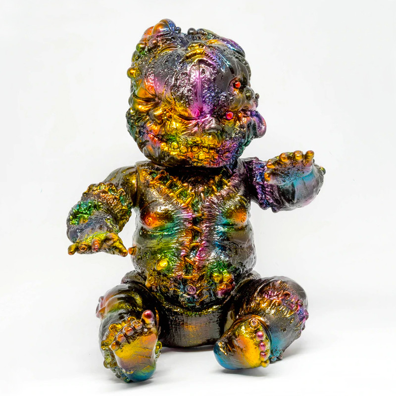 Miscreation Toys Black Titanium Baby