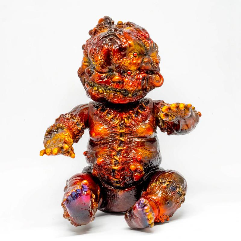 Miscreation Toys Metallic Fire Baby