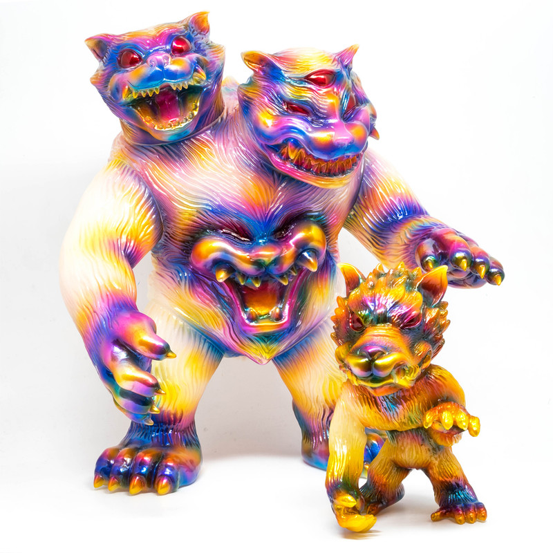 Shirahama Toy Nekomatta Set *SOLD*