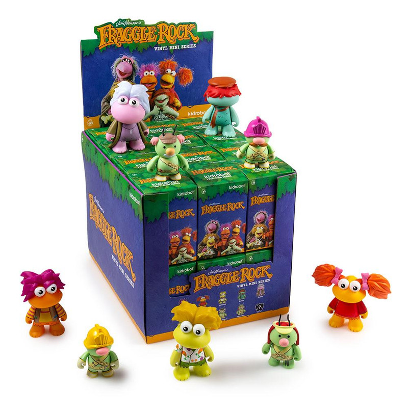 Fraggle Rock Mini Series : Blind Box