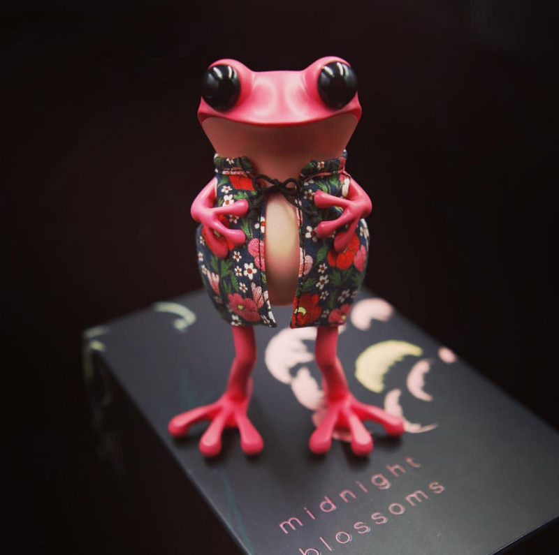 APO Frogs : Midnight Blossom