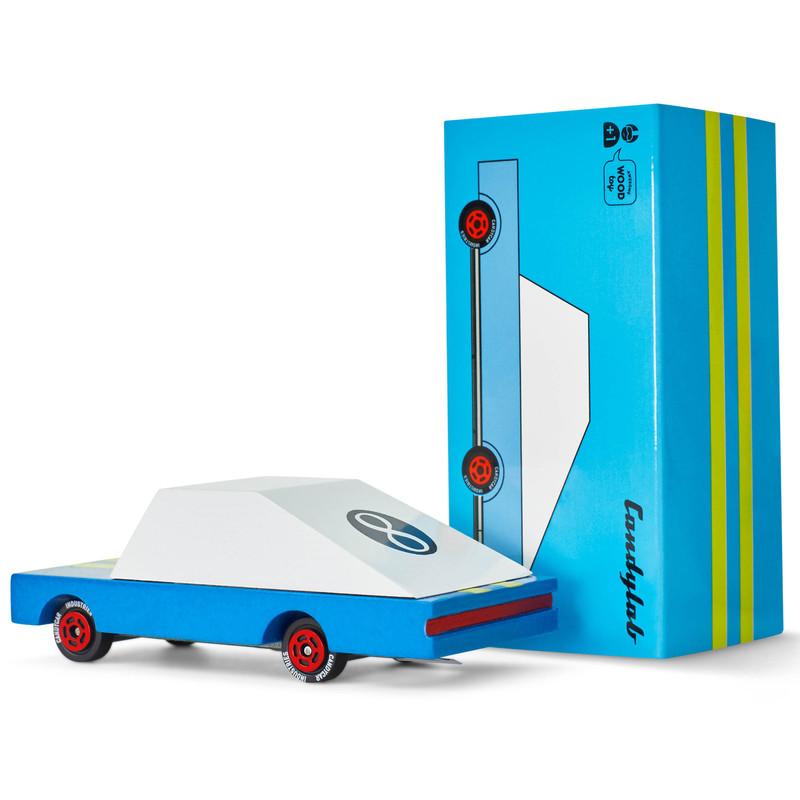 Candycar : Blue Racer #8