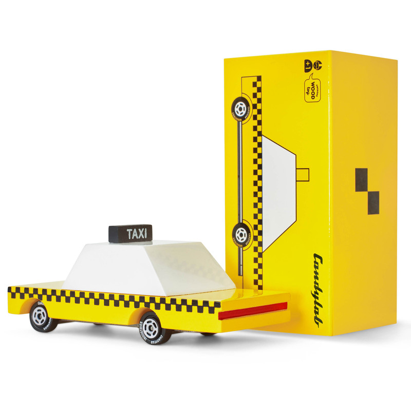 Candycar : Yellow Taxi