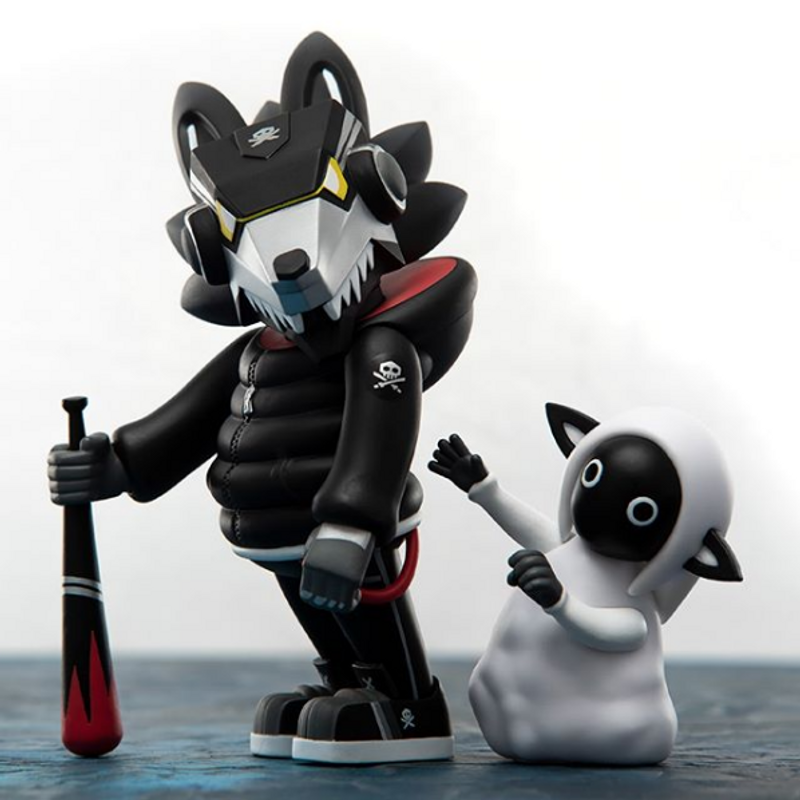 Ukami & Hitsuji Medium Figure
