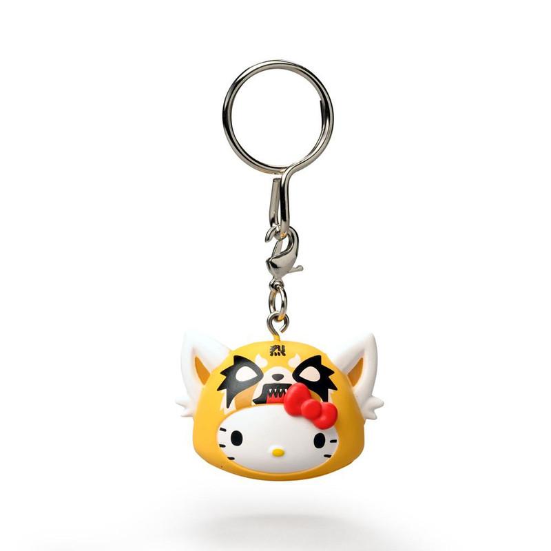 Hello Kitty Time to Shine Vinyl Keychains Blind Box