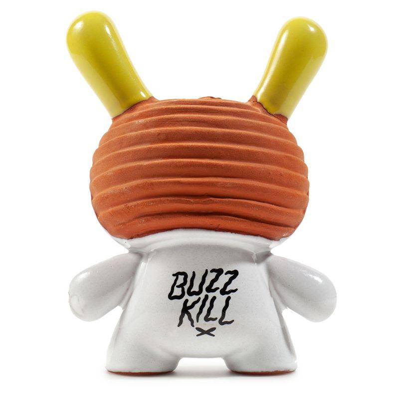 Dunny 4 inch : Buzzkill Chia Dunny