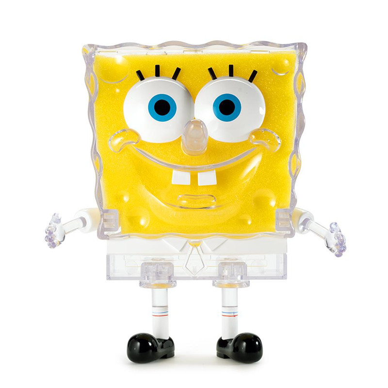 "Nickelodeon Sea Sponge SpongeBob 8"" Art Figure"