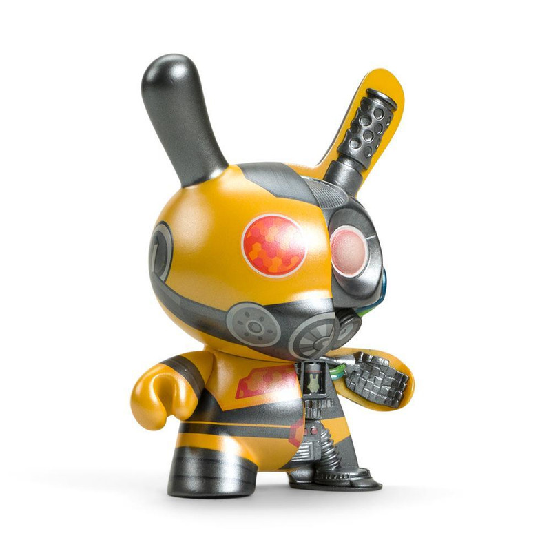 Dairobo-B Mecha Half Ray Dunny by Dolly Oblong