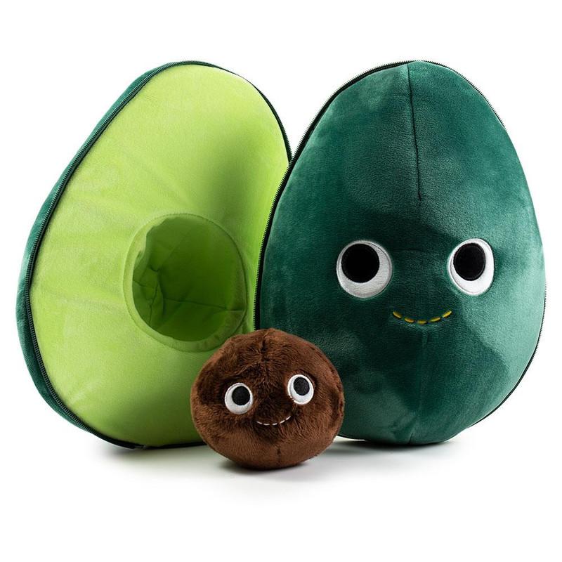 Yummy World Large Eva the Avocado Plush