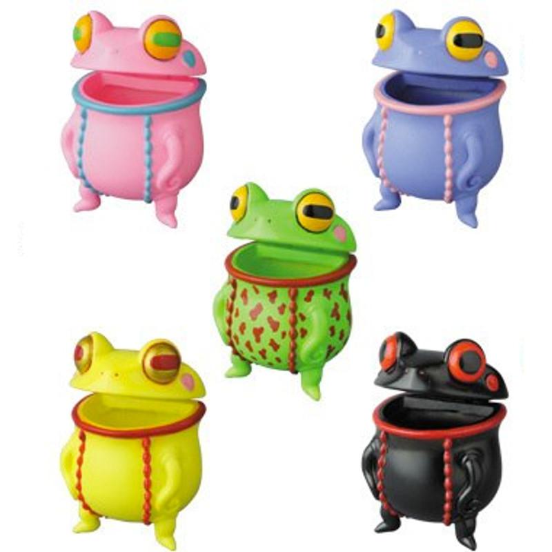Vinyl Artist Gacha Series 19 : Chibi Utsubo Frog PRE-ORDER SHIPS JUN 2019