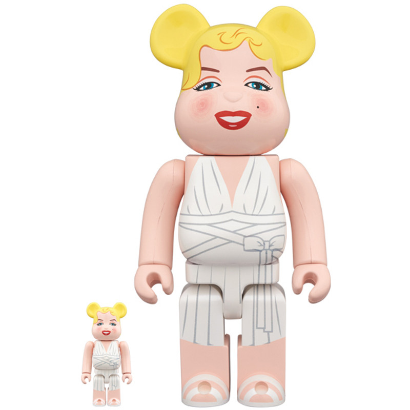 Be@rbrick 400% and 100% : Marilyn Monroe PRE-ORDER SHIPS SEP 2019