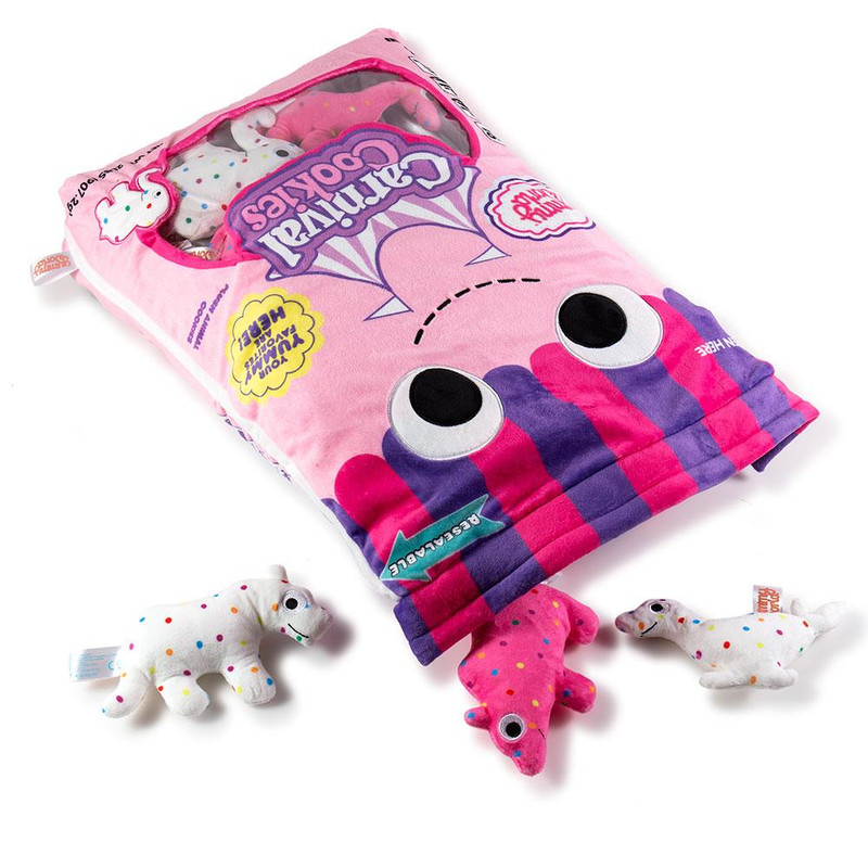 Yummy World Chloe and the Carnival Cookies XL Plush
