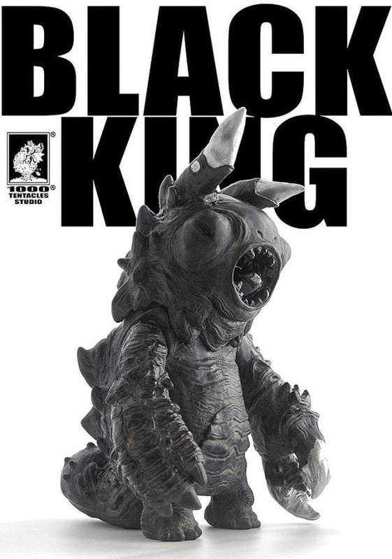 Black King Screaming Monster: PRE-ORDER SHIPS MAY 2019