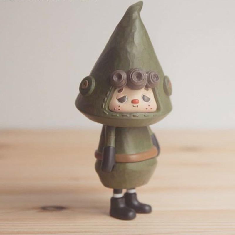 Letter Elf : Olive