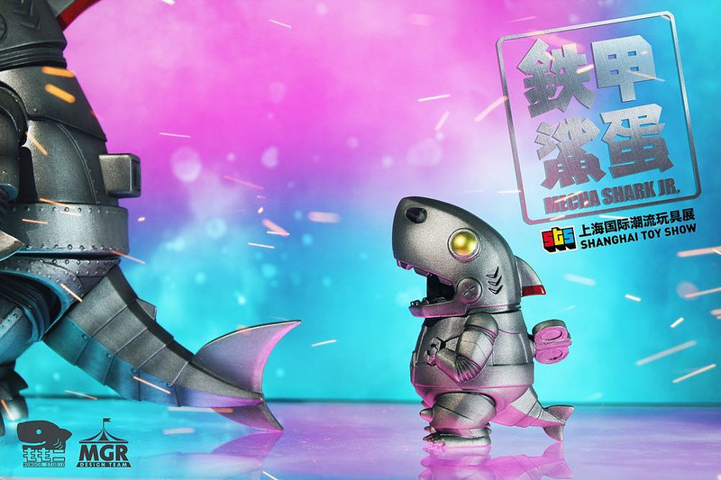 Mecha Shark Jr.